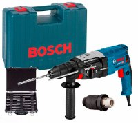 Перфоратор Bosch GBH 2-28 F + набор SDS-plus Mixed Set