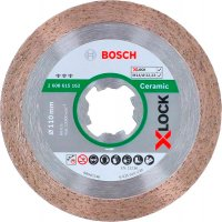 Алмазный диск Bosch X-Lock Best for Ceramic 110x22,23x1,8x10 мм