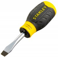 Отвертка Stanley Cushion Grip SL6.5, 45 мм