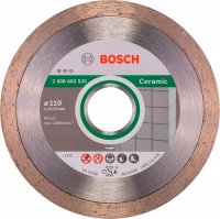 Алмазный круг Bosch Professional for Ceramic, 110 мм