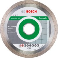 Алмазный круг Bosch Professional for Ceramic, 125 мм
