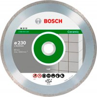 Алмазный круг Bosch Professional for Ceramic, 230 мм
