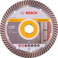 Алмазный круг Bosch Best for Universal Turbo, 150 мм
