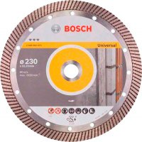 Алмазный круг Bosch Best for Universal Turbo, 230 мм