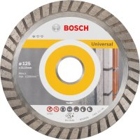 Алмазный круг Bosch Standard for Universal Turbo, 125 мм