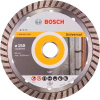 Алмазный круг Bosch Standard for Universal Turbo, 150 мм