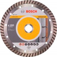 Алмазный круг Bosch Standard for Universal Turbo, 180 мм