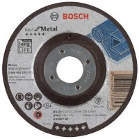 Круг зачистной Bosch Best for Metal 115×7 мм