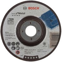 Круг зачистной Bosch Best for Metal 125×7 мм