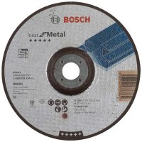 Круг зачистной Bosch Best for Metal 180×7 мм