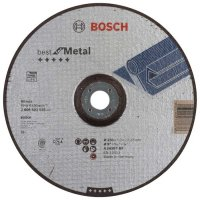 Круг зачистной Bosch Best for Metal 230×7 мм