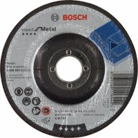 Круг зачистной Bosch Expert for Metal 125×6 мм