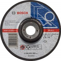 Круг зачистной Bosch Expert for Metal 150×6 мм