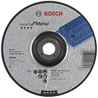 Круг зачистной Bosch Expert for Metal 180×4,8 мм