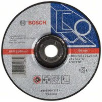 Круг зачистной Bosch Expert for Metal 180×6 мм