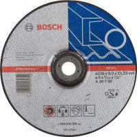 Круг зачистной Bosch Expert for Metal 230×8 мм