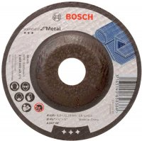 Круг зачистной Bosch Standard for Metal 115×6 мм