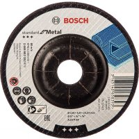 Круг зачистной Bosch Standard for Metal 125×6 мм