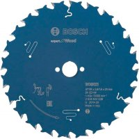 Пильный диск Bosch Expert for Wood 184×2,6×20, 24 ATB