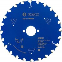 Пильный диск Bosch Expert for Wood 184×2,6×30, 24 ATB