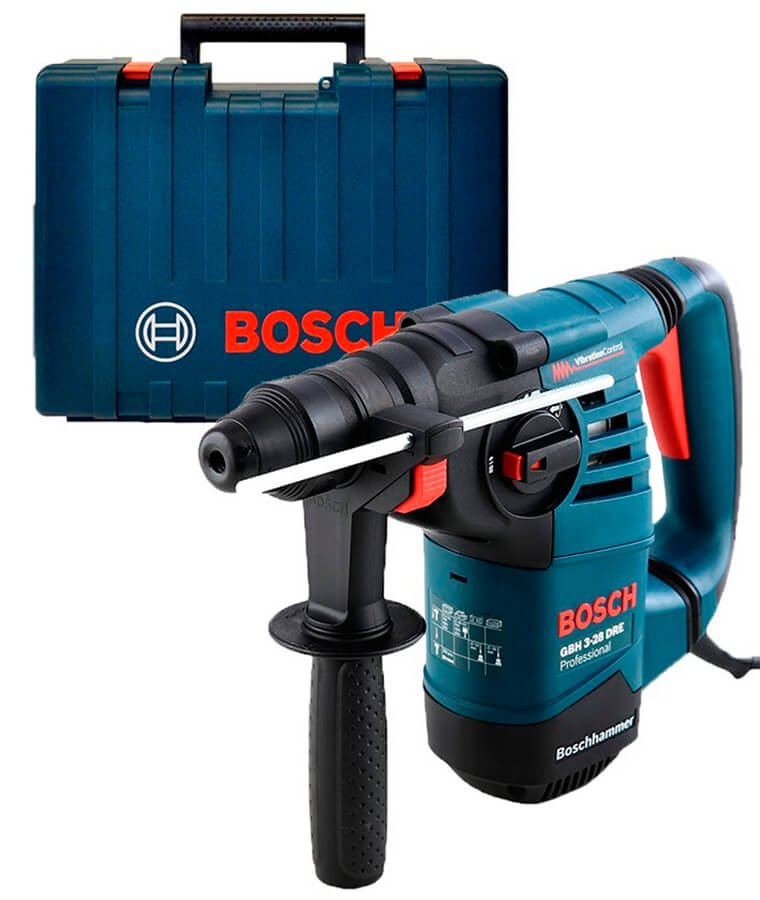 Перфораторы Bosch SDS-Plus - Перфоратор Bosch GBH 3-28 DRE