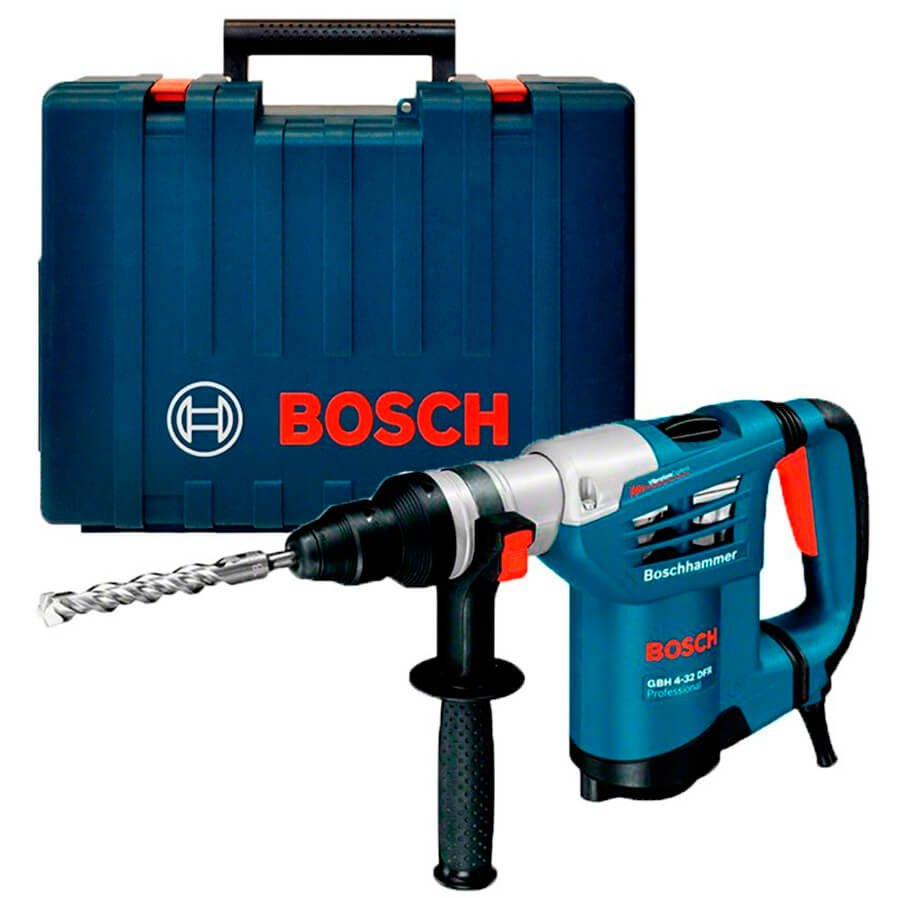 Перфораторы Bosch SDS-Plus - Перфоратор Bosch GBH 4-32 DFR