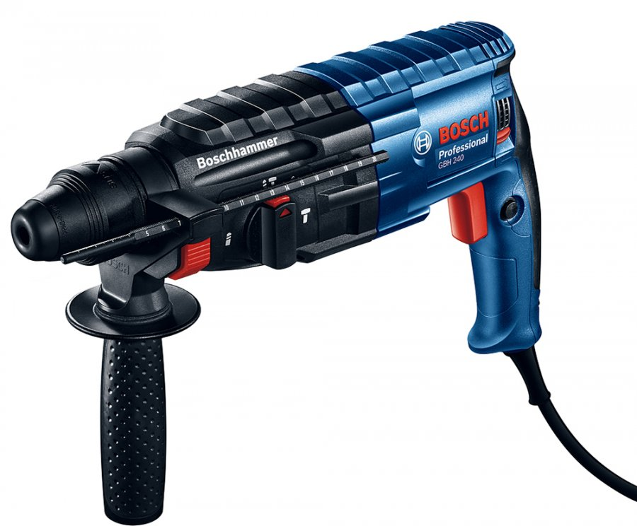 Перфораторы Bosch SDS-Plus - Перфоратор Bosch GBH 2-24 DRE Professional