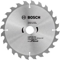 Пильный диск Bosch Eco for Wood 230x2,8x30-24T