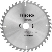 Пильный диск Bosch Eco for Wood 254x3,0x30-40T