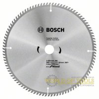 Пильный диск Bosch Eco for Wood 305x3,2x30-100T