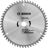 Пильный диск Bosch Eco for Aluminium 190x2,4x20-54T
