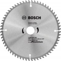 Пильный диск Bosch Eco for Aluminium 230x3x30-64T