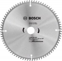Пильный диск Bosch Eco for Aluminium 254x3x30-80T