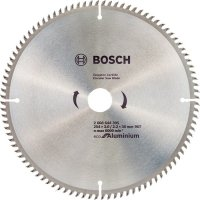 Пильный диск Bosch Eco for Aluminium 254x3x30-96T