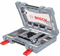 Набор Bosch Premium Mixed Set, 91 предмет
