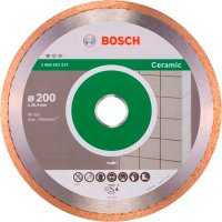 Алмазный круг Bosch Professional for Ceramic, 200x25,4x1,6мм