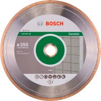 Алмазный круг Bosch Professional for Ceramic, 250x25,4x1,6мм