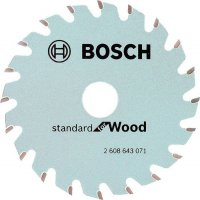 Пильный диск Bosch Optiline Wood, 85x15x1,1 мм, 20